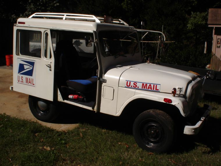 77 us mail postal jeep amc rhd nice rmd truck for sale html autos weblog. Black Bedroom Furniture Sets. Home Design Ideas