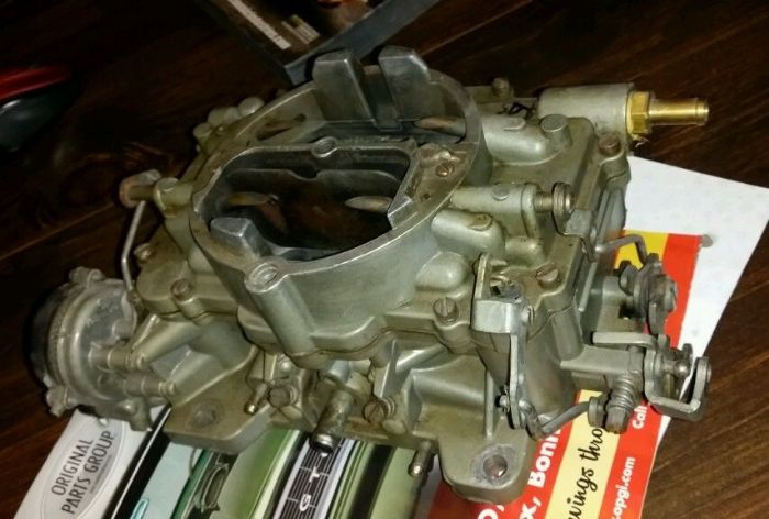 Carter AFB Service Replacement Carb - The AMC Forum - Page 1