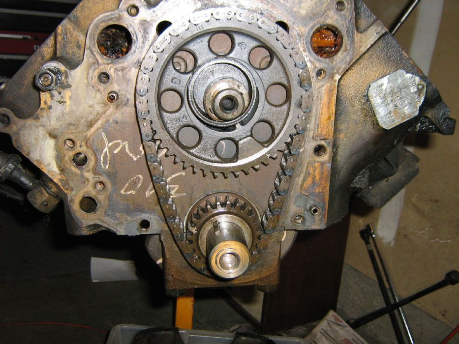 Buick Nailhead Fuel Pump Eccentric