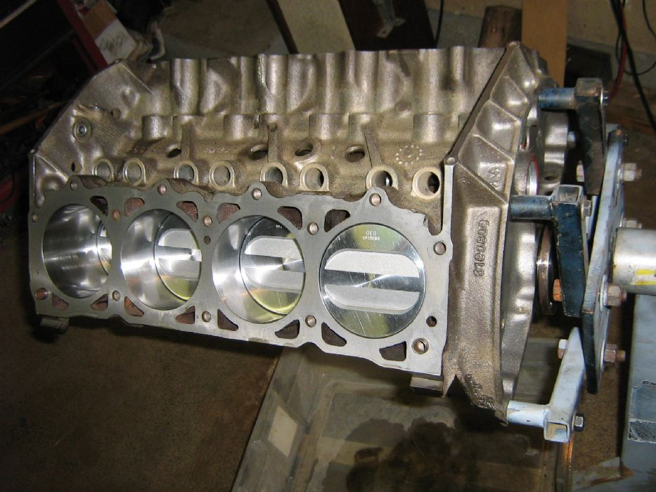 How do I verify a 390 with no numbers on block? - The AMC