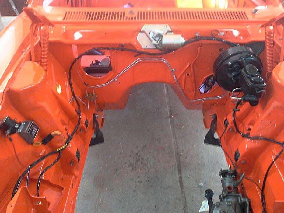 on amc amx wiring harness