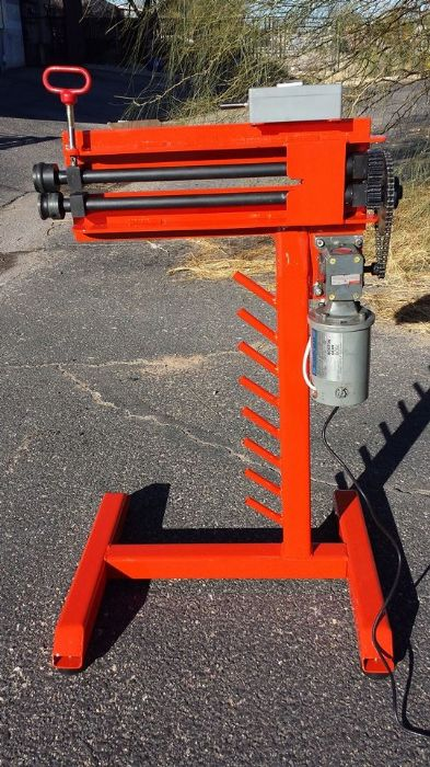 modified harbor freight bead roller the amc forum