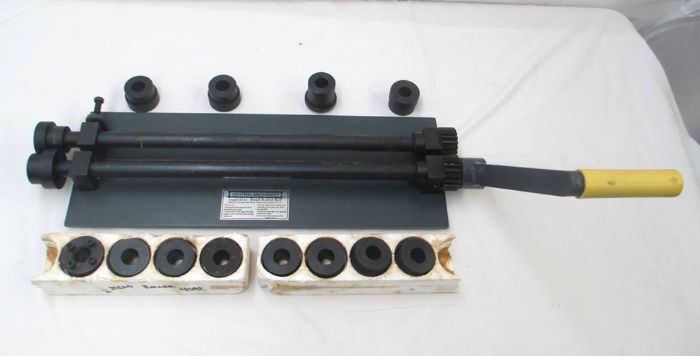 Harbor Freight Bead Roller Motorized