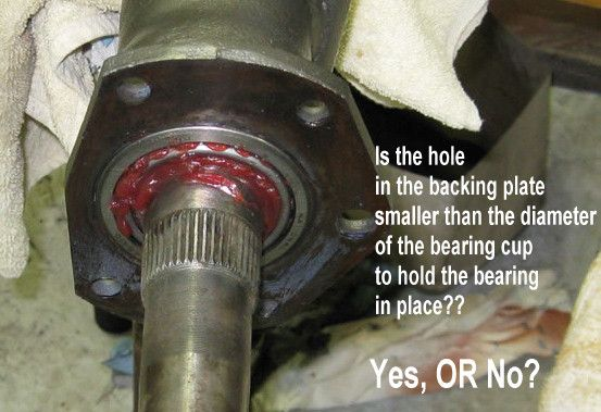Rear Axle Question - The AMC Forum - Page 1