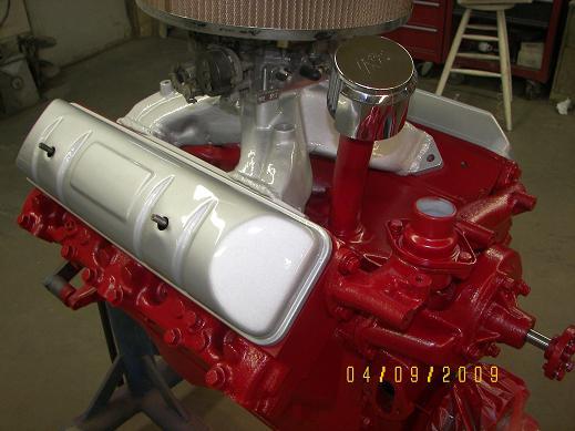 AMC 327 Head Porting? [Archive] - International Full Size