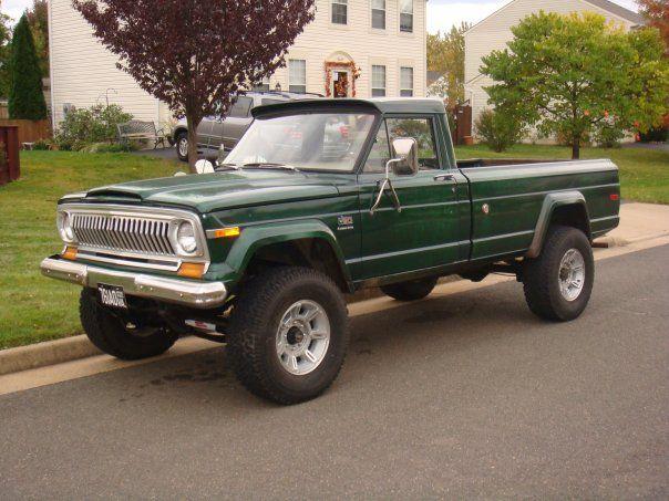 J 4000 jeep