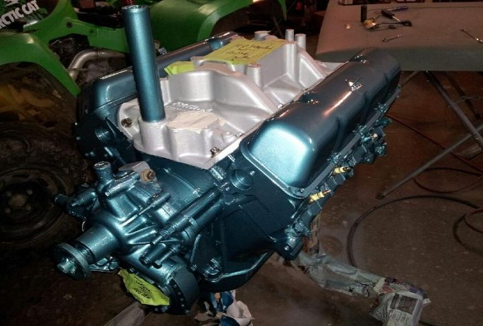 Hornetengineblue on Amc 258 Engine 5 Sd