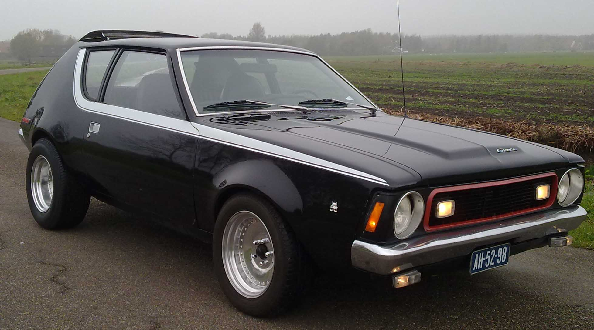 4.0 HO in a Gremlin - The AMC Forum - Page 1