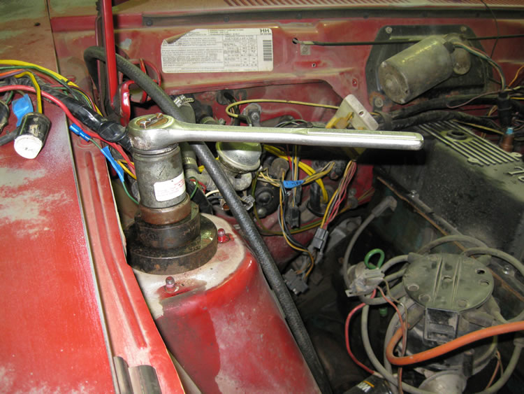 Remove Coil Springs Installed Update The Amc Forum Page 2