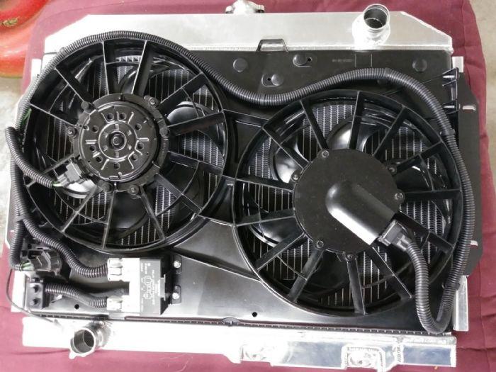 Contour Electric Fan Install The Amc Forum
