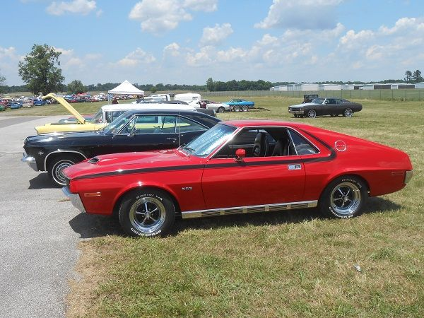 15 Inch Wheels for 68 AMX - The AMC Forum