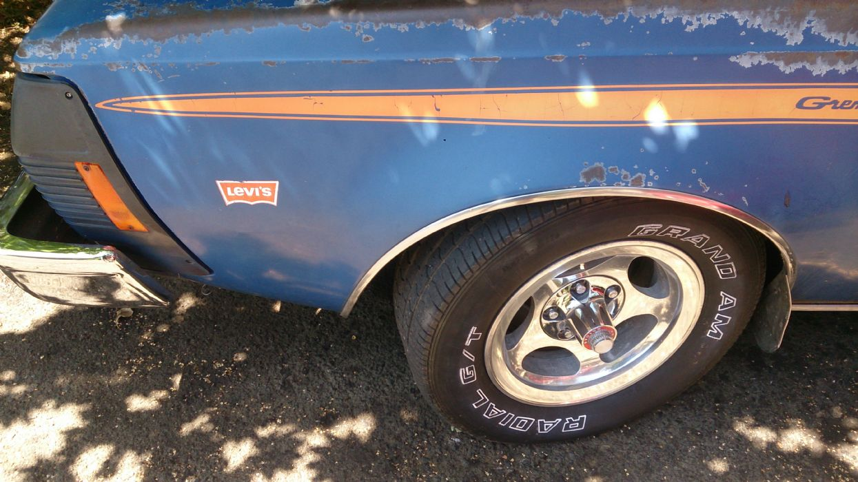 1974 Gremlin X Paint Codes The Amc Forum Wiring Diagram With Lakewood Traction Barsshould Be A Good Street Sleeper When I Get Him Her It Finished Also Added Torker 600 Cfm Holley And Wilson