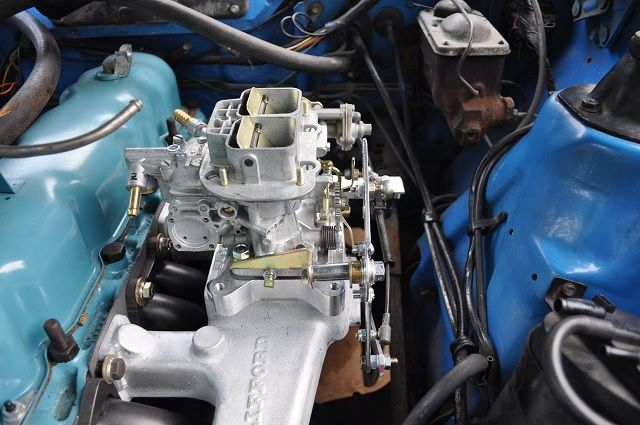 Weber Carb on 258? - The AMC Forum - Page 1