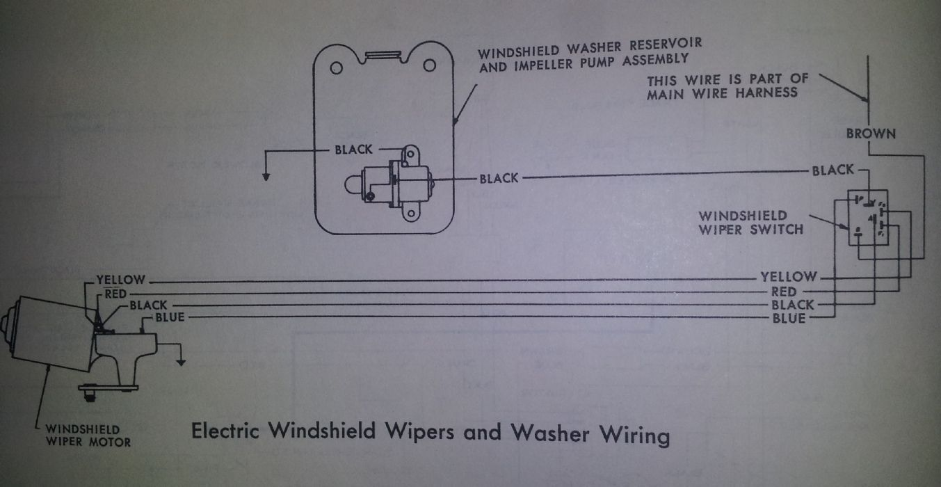 68 javelin wiper circuit schematic the amc forum don t know if it s much different but here is the schematic from my 70 manual