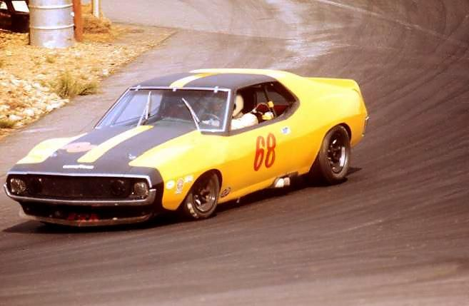 Roy Woods 71 Amx Trans Am Car Canary Yellow The Amc Forum