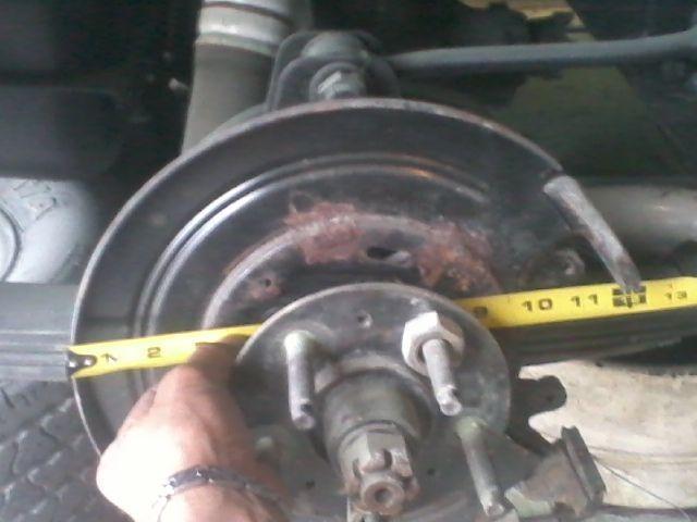 AMC 20 rear Disc brakes 70 AMX? - The AMC Forum - Page 1