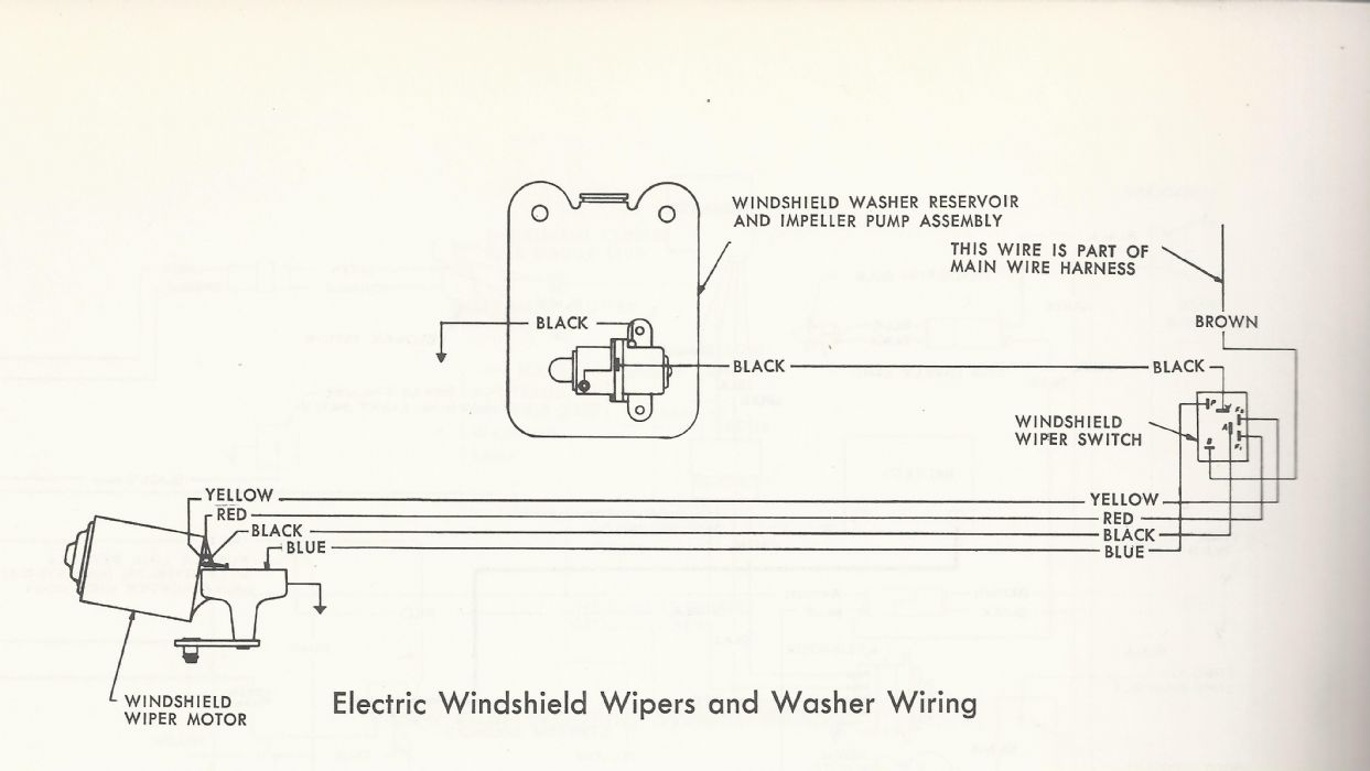 Wiper Switch Diagram Wiring Schemes Books Of U2022 Gm