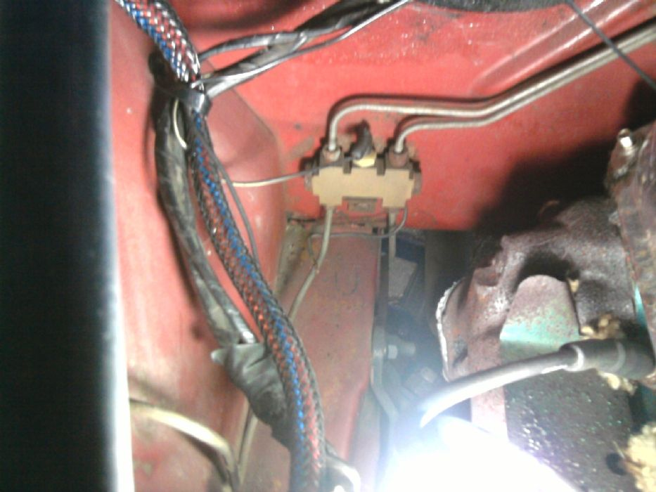Brake proportioning valve - The AMC Forum - Page 1
