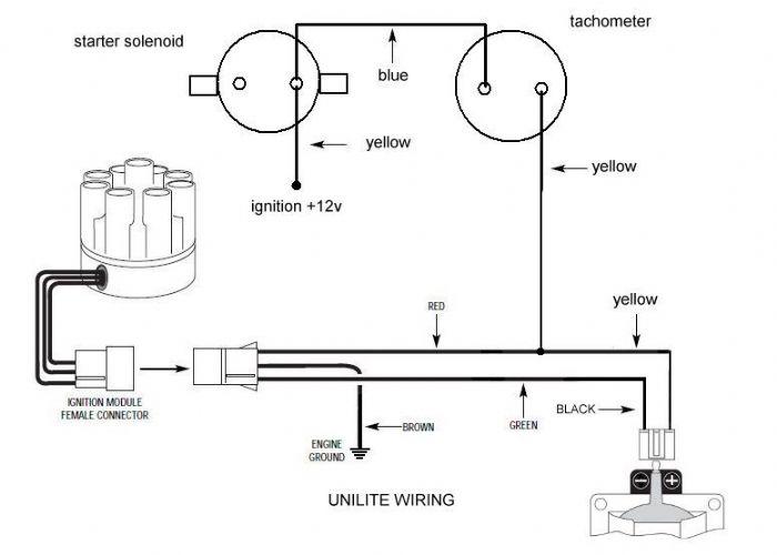 mallory unilite dist wiring diagram  lincoln cruise control