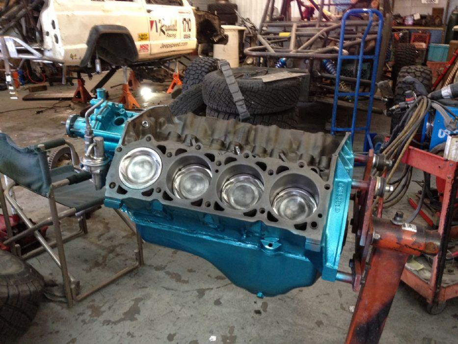 Randall 39 s are building a 74 gremlin x r the amc forum Randall motors