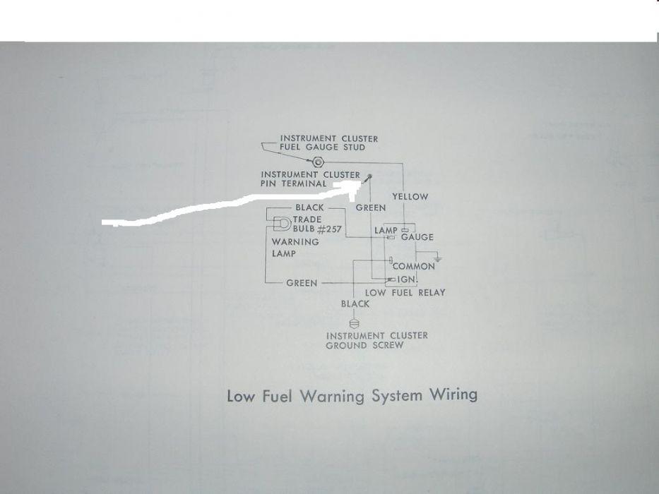 Amc Low Fuel Wiring