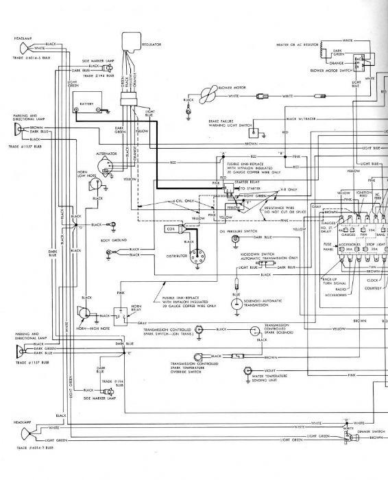 wanted 1971 javelin wiring diagram
