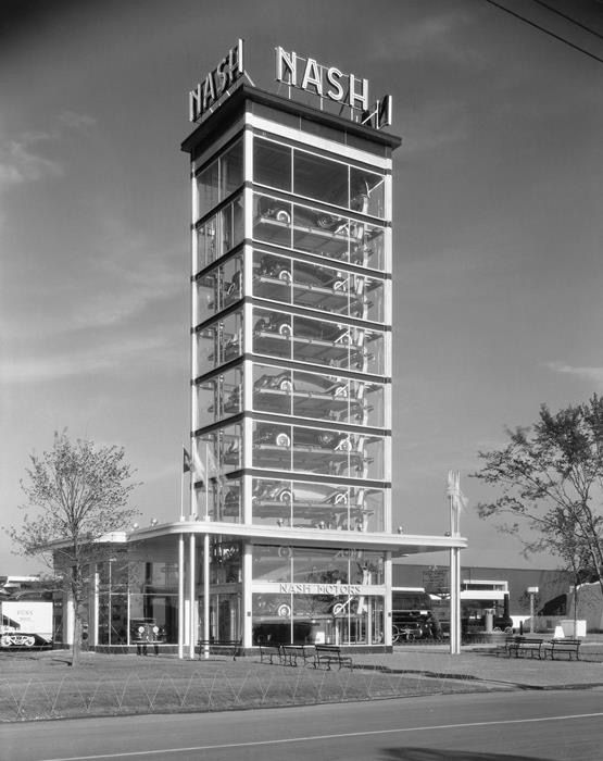 Nash tower of value the amc forum for Electric motor repair chicago